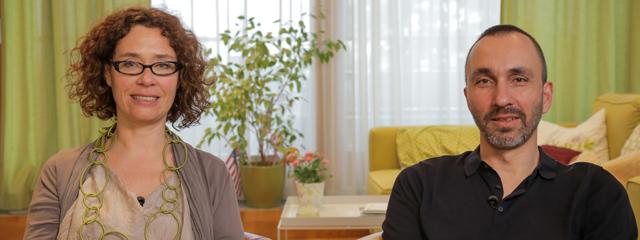Danielle und Clemens
