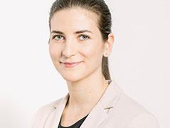 Porträtfoto der Medienwissenschaftlerin Maria Fanta