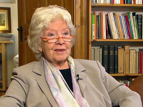 Die Theologin Susanne Heine