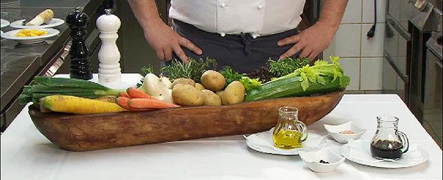Gemüsegröstl