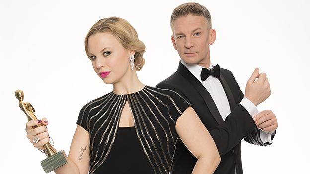 Katharina Straßer und Andi Knoll moderieren die Romy-Gala 2017