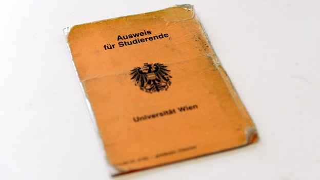 alter Studentenausweis