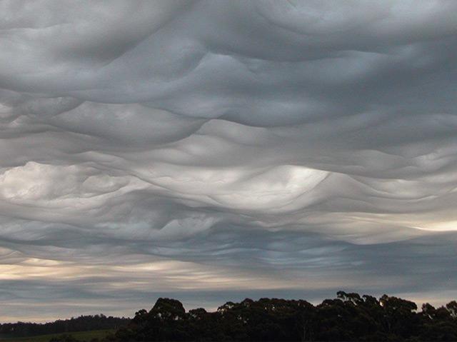 Asperitas Wolke