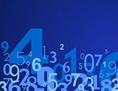 Zahlen auf blauem Grund, Mathematik