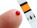 Bluttest auf Diabetes