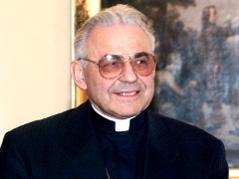 Der Prager Erzbischof Kardinal Miloslav Vlk