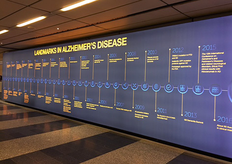 Wiener Austria Center: Alzheimer-Kongress