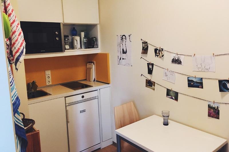 Küche im Pfeilheim