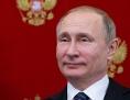 Wladimir Putin vor roter Tapete