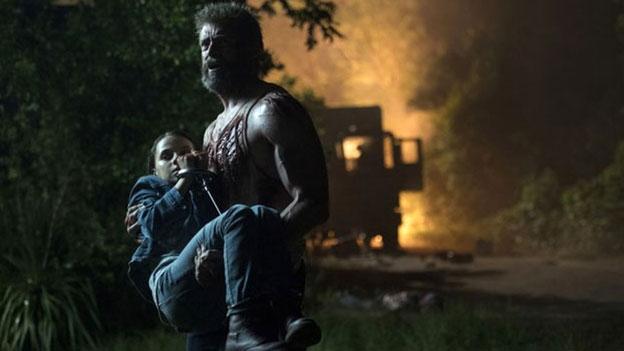 "Szene aus ""Logan – The Wolverine"""