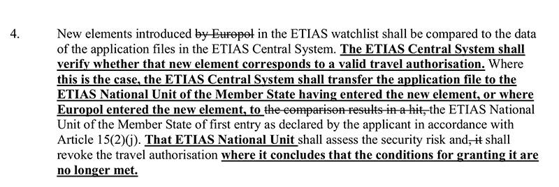 EU-Datenbanken
