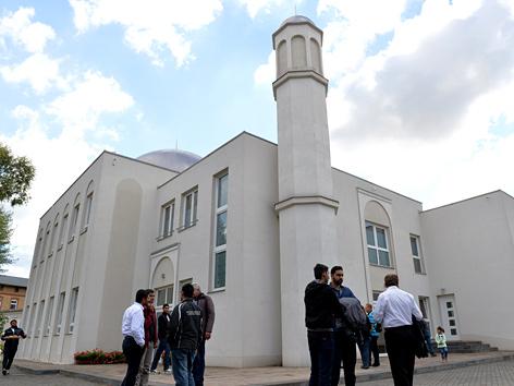 Die Khadija-Moschee in Berlin