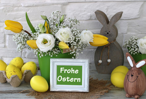 Osterfit Dekorieren Guten Morgen österreich