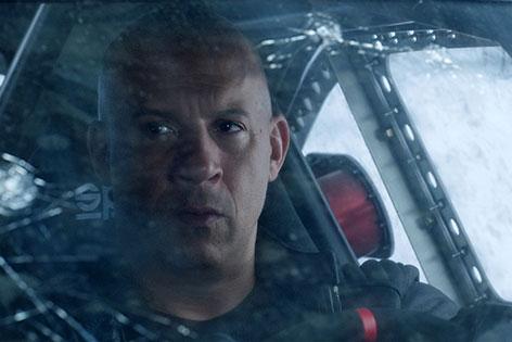 "Szene aus ""Fast & Furious 8"""