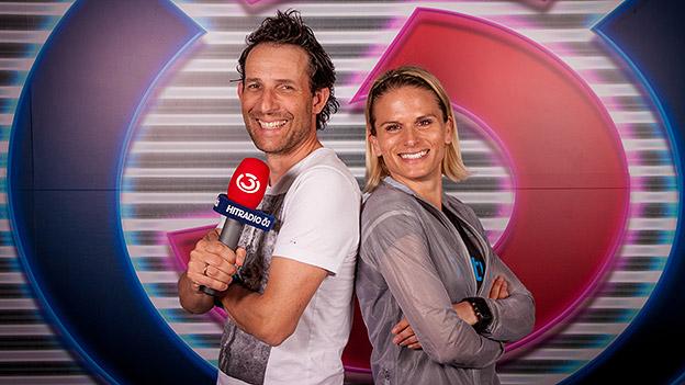 Lissi Niedereder und Tom Walek