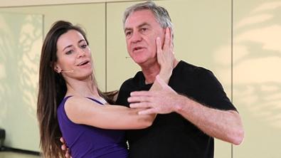 Walter Schachner und Lenka Pohoralek