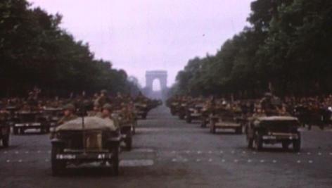 1944 Kampf um Paris, 2014