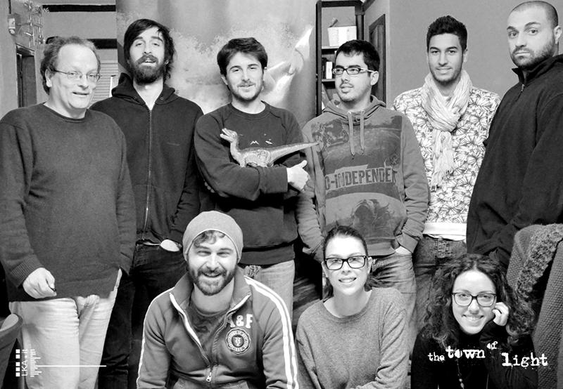 """Entwicklerteam von """"Volterra"""""""