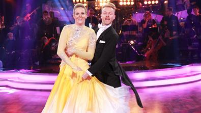Niki und Willi in der vierten Show