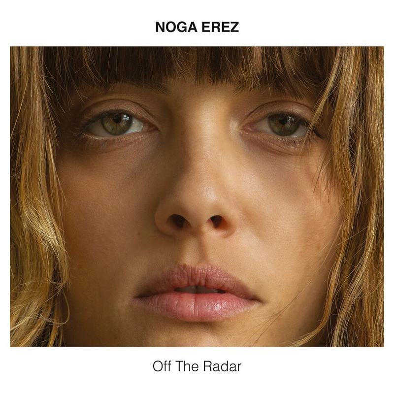 """Albumcover """"Off the Radar"""""""
