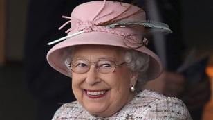 Queen 91. Geburtstag