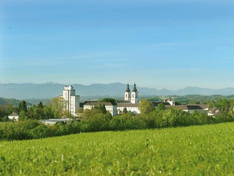 Stift Kremsmünster, Panorama