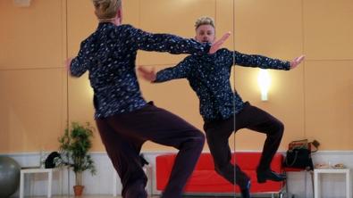 Niki Hosp und Willi Gabalier