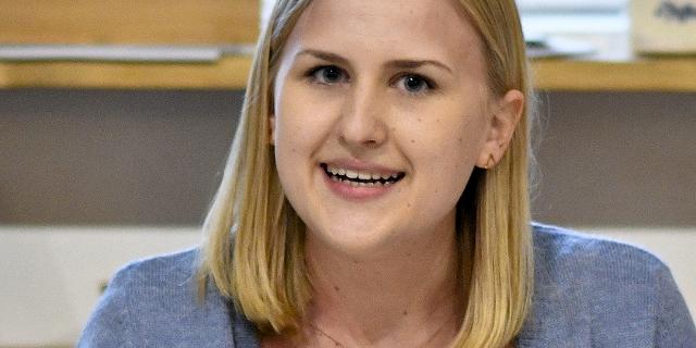 Silvia Grohmann von der AG