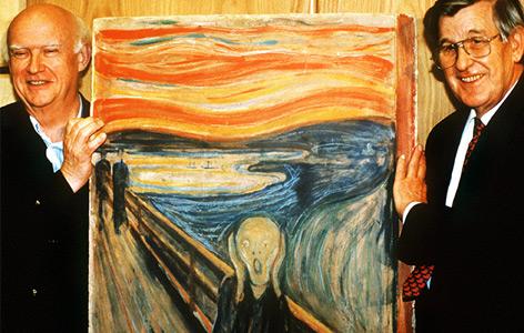 Der Schrei Munch