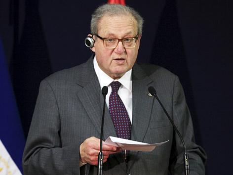 Matthew Festing, ehemaliger Leiter des Malteserordens