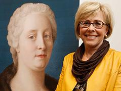 Die Historikerin Elfriede Iby