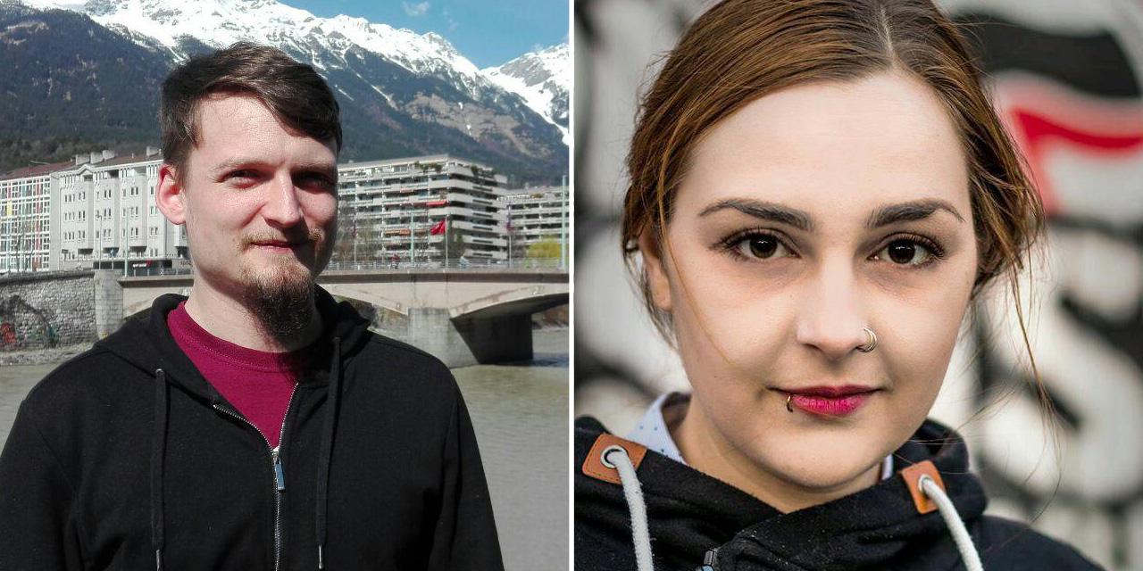 SpitzenkandidatInnen von KSV und KSV-Lili