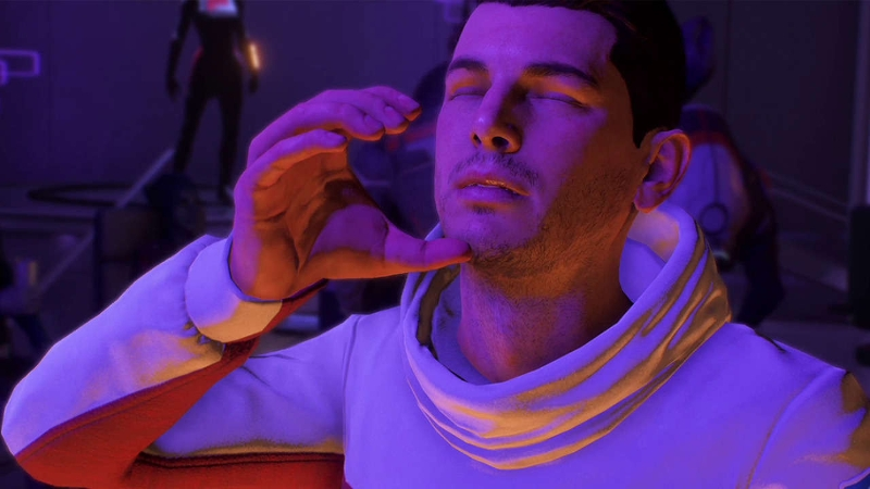 Mass Effect Spiel Bug