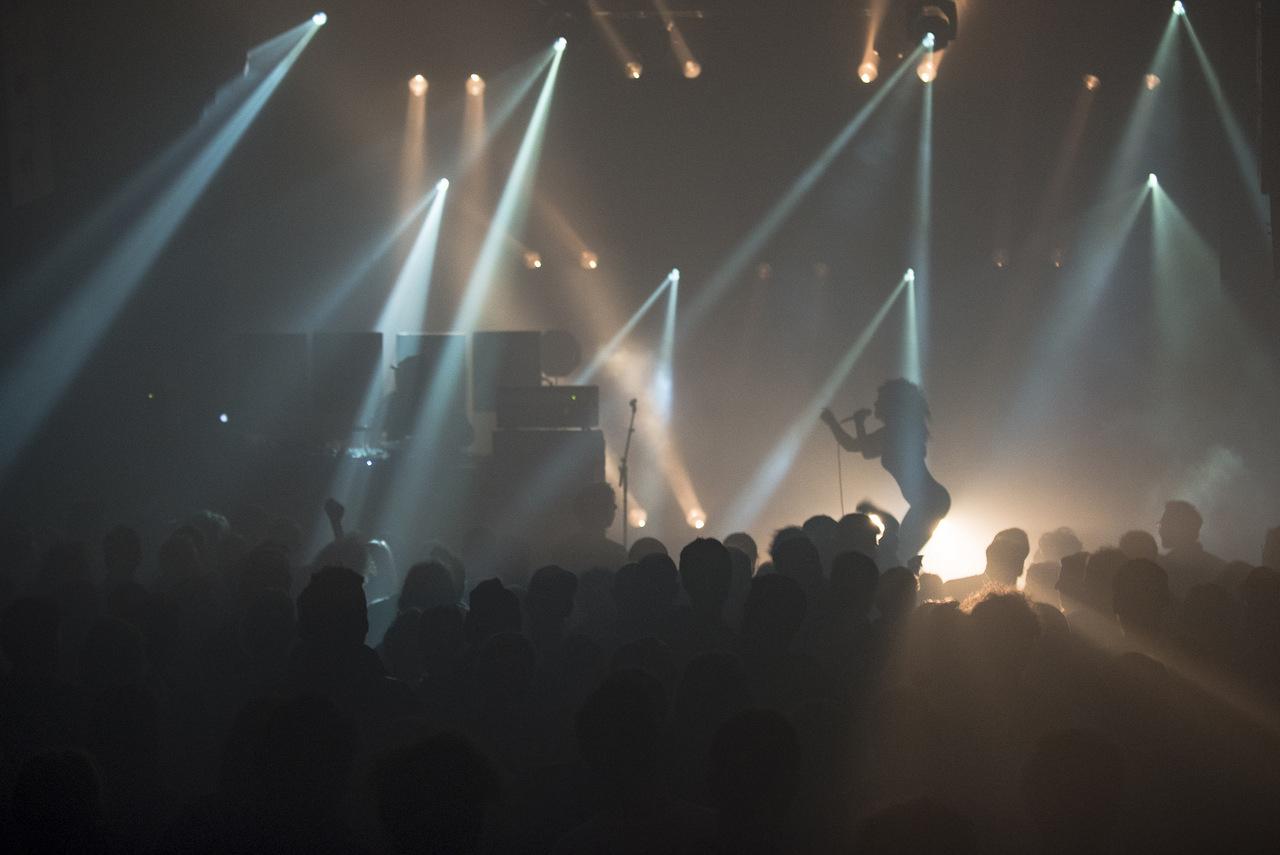 Donaufestival, zweites Wochenende: The Bug feat. Red