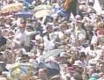 Papst in Fatima