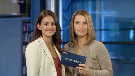 science.talk  Krebsforscherin Anna Obenauf