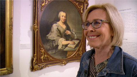 Aus dem Rahmen  Das blieb von Maria Theresia