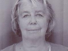 Porträtfoto der Historikerin Gerda Lettner