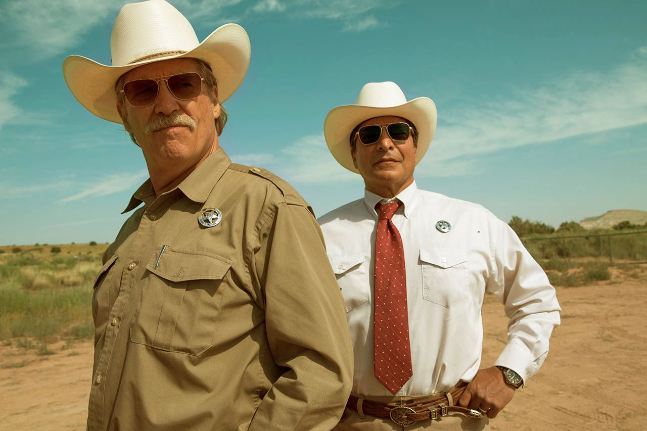 SZenenbild aus Hell or High Water