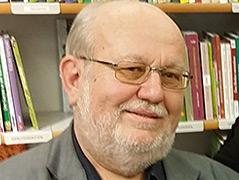 Porträtfoto des Historikers Karl Vocelka