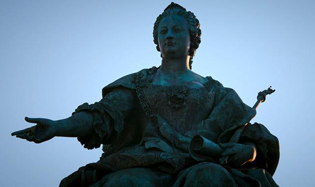 Maria Theresien Denkmal Wien