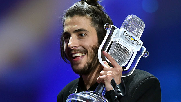 Song Contest Sieger Salvador Sobral