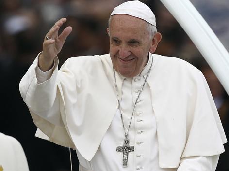 Papst Fatima
