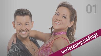 Monica Weinzettl und Florian Gschaider