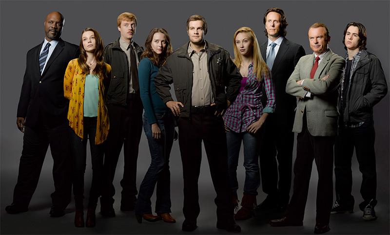 Happy Town Cast