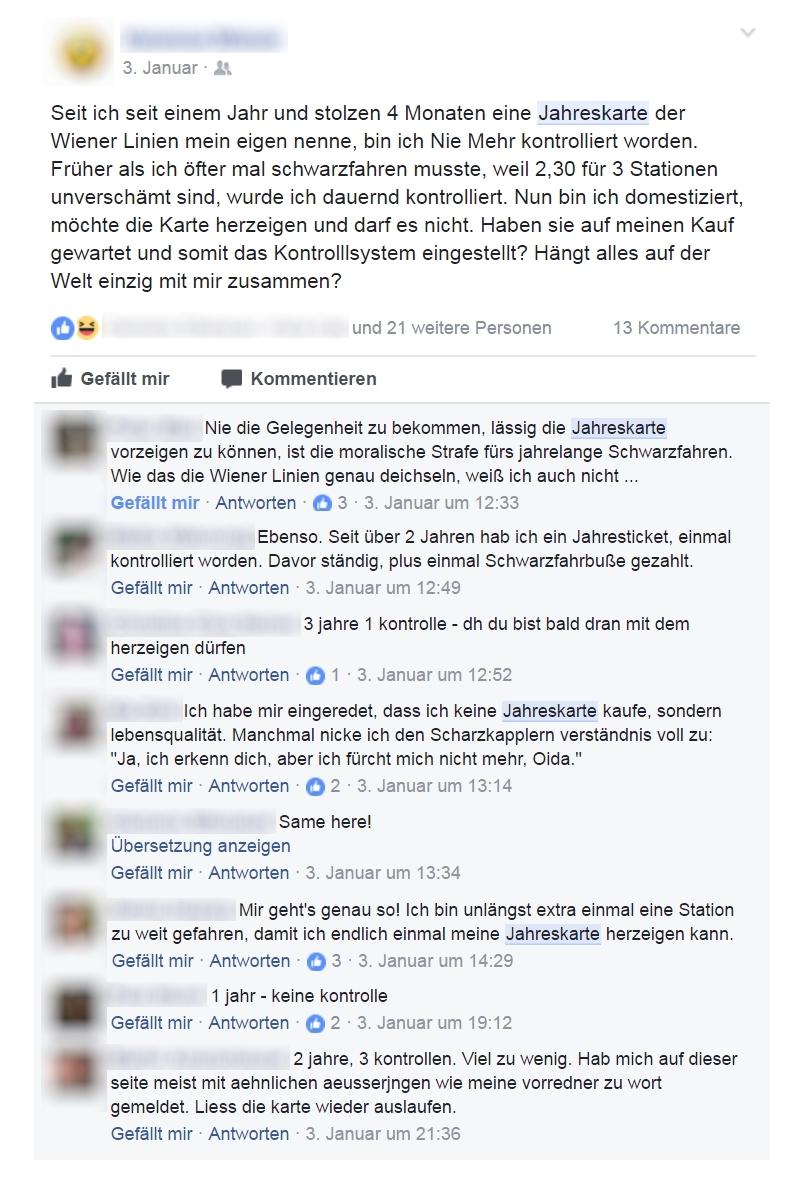 Facebook-Thread