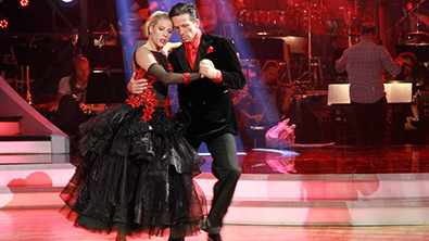 Martin Ferdiny und Maria Santner