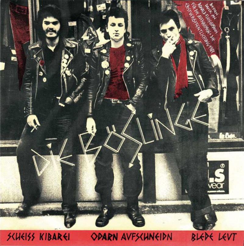 FM4 Schnitzelbeats- Die Ankunft des Punk (2)