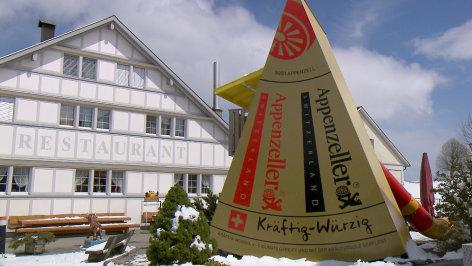 Aus dem Rahmen  Kunst, Käse und Kantone - Karl Hohenlohe in der Schweiz