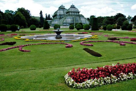 Die Gärten der Habsburger  Die Wiener Gartenpracht (1)
